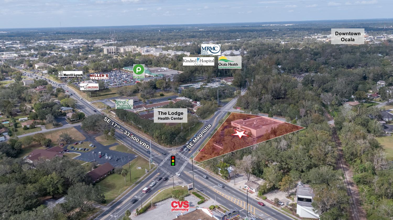 801 SE 17th Street, Ocala, FL – UNDER CONTRACT